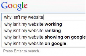 Why Isn't My Website Ranking by Page 1 SEO Services