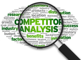 SEO Competition Analysis by Page 1 SEO Services