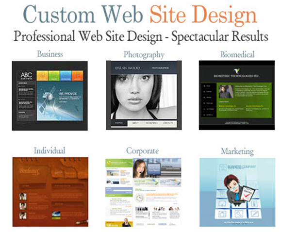 Custom Website Design in Dayton Ohio