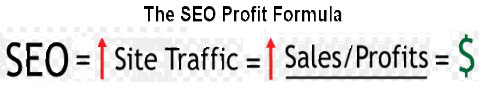 The SEO Profit Formula from Page 1 SEO Services