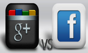 Google + VS Facebook, Who Wins?