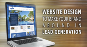 Lead Generation Website Design by Page 1 SEO Services