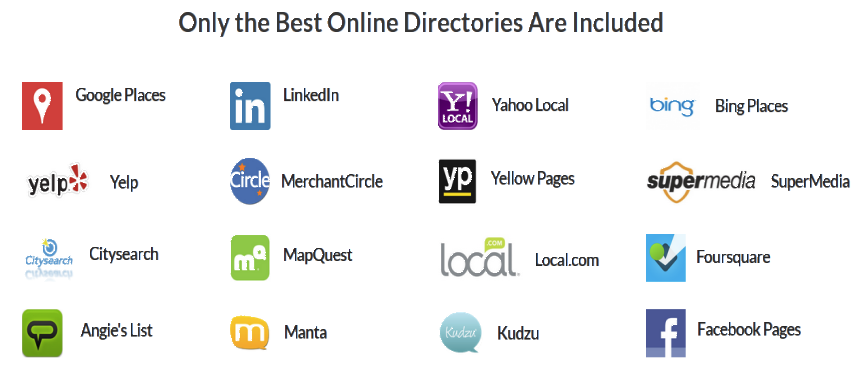 The 15 Most Important Local Online Business Directories For Your Business To Be Listed In from Page 1 SEO Services
